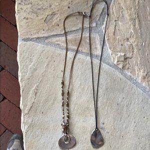 🍁🍂JJill long necklaces 🍁🍂